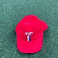 Vintage New York Giants NFL Adjustable Hat Cap, Logo 7 90s Vintage Hat NFL