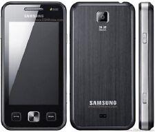Samsung  Star II Duos GT-C6712 - Black (Ohne Simlock) Dual- Sim - Smartphone