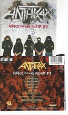 CD--ANTHRAX--ATTACK OF THE KILLER B'S