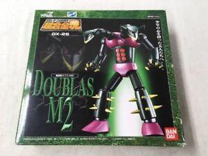 Soul Of Chogokin GX-26 DOUBLAS M2 Action Figure Mazinger Z BANDAI Japan USED