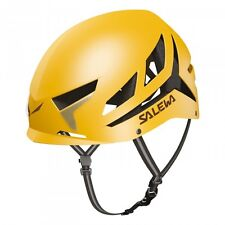 Casco Via Ferrata Arrampicata Alpinismo SALEWA VAYU Helmet Yellow L/XL