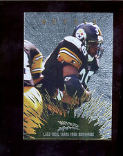 1997 CE Masters JEROME BETTIS Pittsburgh Steelers Nitro Gold Insert Card