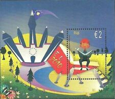 Kosovo Stamps 2010. EUROPA CEPT. Children's Books. Block MNH