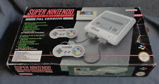 SNES SUPER NINTENDO ENTERTAINMENT SYSTEM only box + inlay Super Mario World Pack