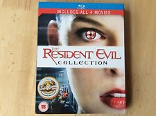 The Resident Evil Collection Blu Ray DVD Boxset! Look In The Shop!