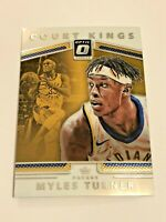 2017-18 Optic Basketball Court Kings #21 - Myles Turner - Indiana Pacers