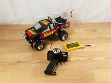 Vintage Tyco Baja Bandit 9.6v Turbo 27MHz With Remote Control Tested Working