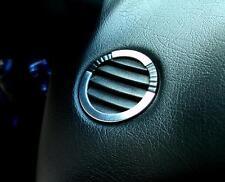 Mercedes 4 Zierblenden Defrosterdüsen SLK32 170 R170 FL 230 320 AMG