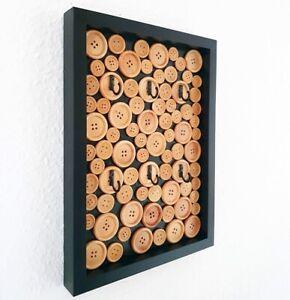 Wandschlüsselhalter Schlüsselbrett Schlüsselhalter Holz  Handgefertigt-Unikat