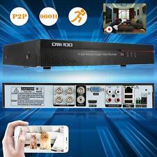 4Ch AHD Network DVR Digital Video Recorder for IP/AHD/Analog Camera No HDD N6N8