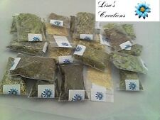Healing 20 Herb Kit 1/2 Ounce and of roll charcoal included wicca pagan spells