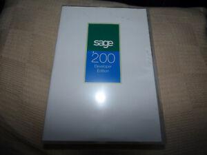 Sage 200 Developer Edition software
