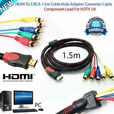 Unbranded/Generic RCA Male TV Video HDMI Cables