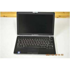 Dell Latitude E6230 Intel i5-3320M 4 GB RAM 500 GB HDD Notebook