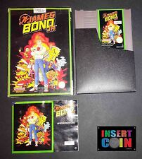 JUEGO NINTENDO NES JAMES BOND JR  PAL B   NES