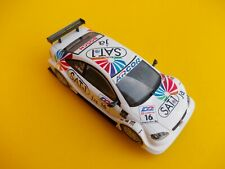 SCALEXTRIC C2409 OPEL ASTRA SAT 1 NEAR MINT CONDITION WITH WORKING FRONT LIGHTS