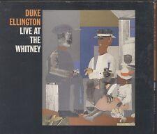 Duke Ellington - Live at the Whitney CD Digipak