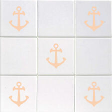 Anchor - Vinyl Tile Decals