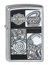 2002476 Zippo Feuerzeug Harley Davidson