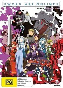 Sword Art Online 2 : Part 4