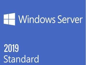 server 2019 std product standard full version dvd /usb