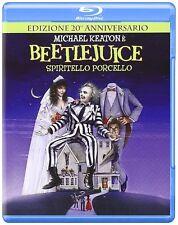 Beetlejuice - Lottergeist - Tim Burton , Michael Keaton, Geena Davis  Blu-Ray
