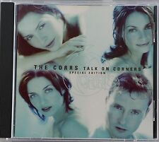 THE CORRS - TALK ON CORNERS SE CD (ACC.) SO YOUNG, ONLY WHEN I SLEEP, RUNAWAY