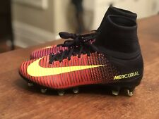 new products 4374b 2c532 Nike Mercurial Superfly V 5 para hombre Acc 831955-870 AG-Pro Botines De  Fútbol Talla 6