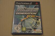 PlayStation 2 juego-Football Generation futbol-alemán ps2 nuevo embalaje original