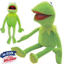 "Kermit Plush the Frog Stuffed Sesame Street plush 18"" Toy Muppets"