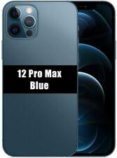 """[Factice] Apple iPhone 12 Pro Max - 6,7"""" - Bleu Pacifique - Réplique Téléphone"""