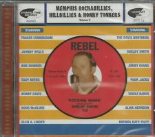 REBEL - REBEL ACE RECORDS STORY - BRAND NEW -  CD