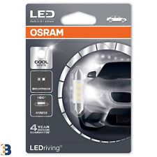 Osram LEDriving C5W 41mm 269 12V 0,5W Festoon Interior LED lighting Cool White