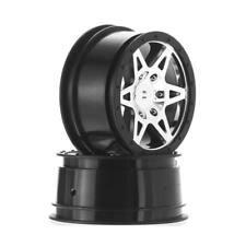 ARRMA Wheel Chrome Front Raider (2) AR510001