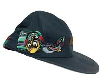 Two Birds Grassroots hat Stown Blue Size 7