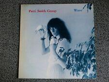 PATTI SMITH GROUP - Wave - LP / 33T