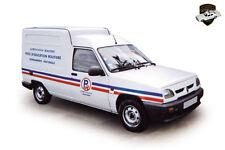 RENAULT EXPRESS 3 1995 - Gendarmerie Prévention routière - 1/43 NOREV 514005