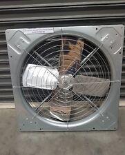 1100mm Industrial Extraction Fan  Ventilator Blower Spray Paint Workshop 3 phase
