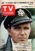 1965 TV Guide May 15-Robert Lansing - 12 O'Clock High; Gilligan's Island;Traubel