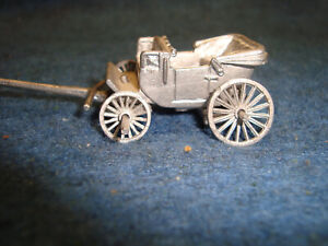 Minifigs 25mm Napoleonic General's Field Carriage