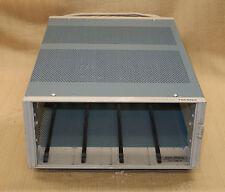 TEKTRONIX TM504 MAINFRAME 4 SLOT BENCH TOP PLUG IN TM506 TM5006 TM503