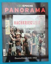 Geo Epoche Panorama Geschichte ungelesen 1a Top