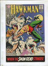 Hawkman #27 ~ When The Snow-Fiend Strikes! ~ (Grade 7.5)WH