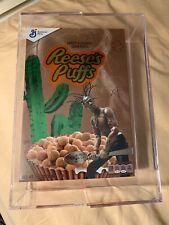 Travis Scott Cereal—Special Edition Acrylic Case—In Hand