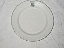 Old 1920/30's Ceramic Forbes Marist Brothers College Logo Hotelware Side Plate