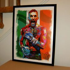 Conor McGregor, Mixed Martial Arts, Boxer, UFC Lightweight Champ, 18x24 POSTER 2