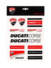 Ducati Corse Sticker Set Sticker Big Arch Panigale V4 Black Red White