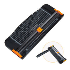 """12"""" Paper Trimmer A4 Size Paper Cutter with Automatic Security Safeguard cutting"""