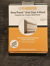 Gladiator GearTrack End Caps, 4 Pack