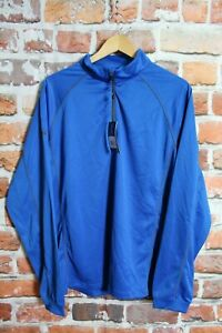 Ping Performance New With Tags 1/2 Zip Sweatshirt Mens Size XL